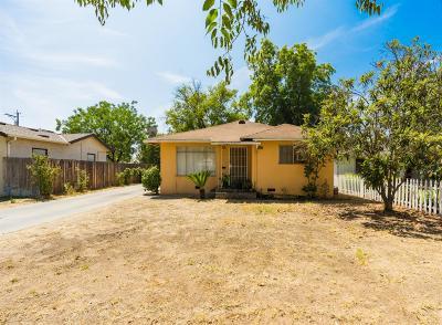 Fresno Single Family Home For Sale: 2984 E Normal Avenue