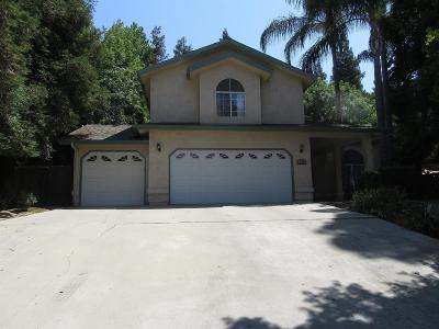 Reedley Single Family Home For Sale: 168 N Oak Drive