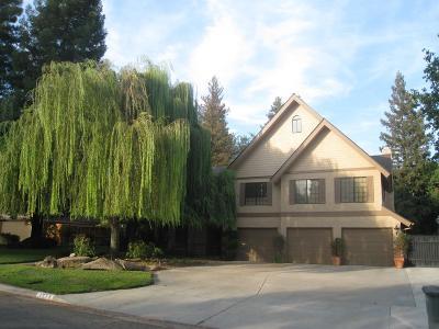 Fresno Single Family Home For Sale: 7572 N Tahan Avenue