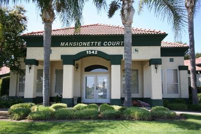Fresno Condo/Townhouse For Sale: 1542 E Alluvial Avenue #102