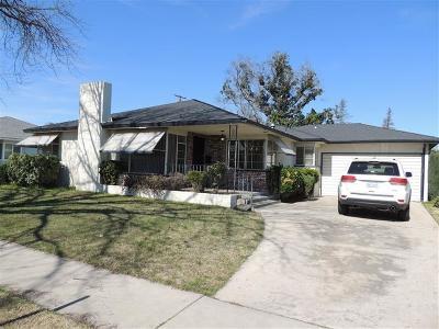Fresno Single Family Home For Sale: 3543 E Redlands Avenue