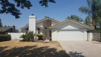 Fresno Single Family Home For Sale: 4528 W Clinton Avenue