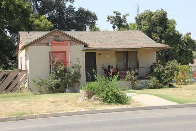 Clovis, Fresno, Sanger Multi Family Home For Sale: 1309 O Street