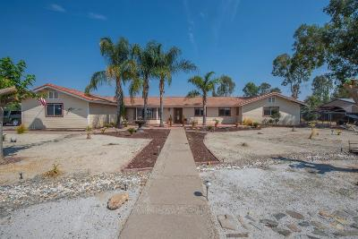 Madera Single Family Home For Sale: 37771 Avenue 12