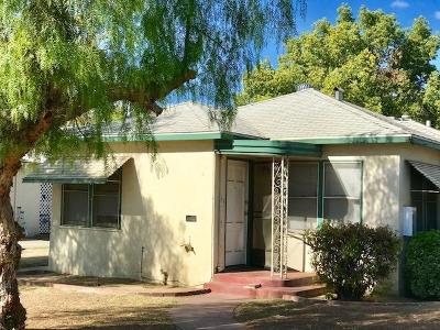 Clovis, Fresno, Sanger Multi Family Home For Sale: 614 W Hedges Avenue