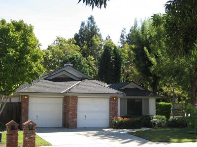 Fresno Single Family Home For Sale: 601 E Pintail Circle