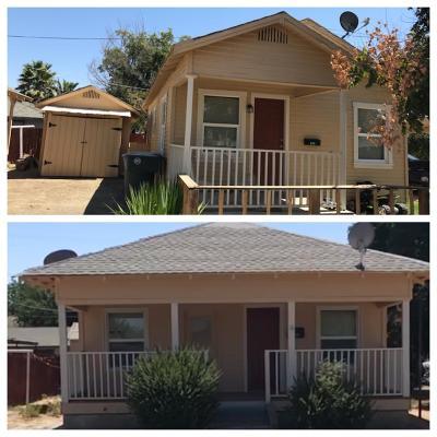 Coalinga Multi Family Home For Sale: 554 Fresno Street