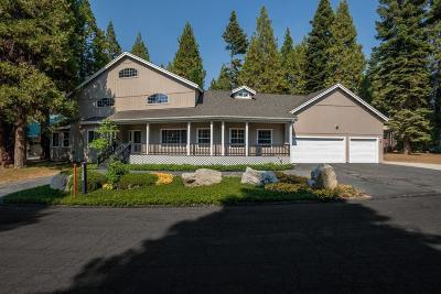 Shaver Lake Single Family Home For Sale: 41235 Heartwood Lane