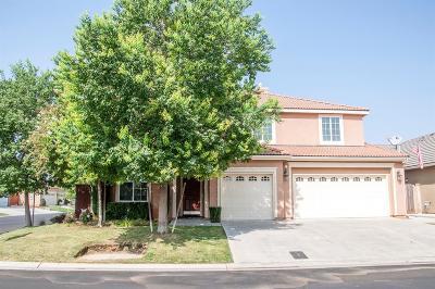 Clovis Single Family Home For Sale: 4109 N Del Rey Avenue