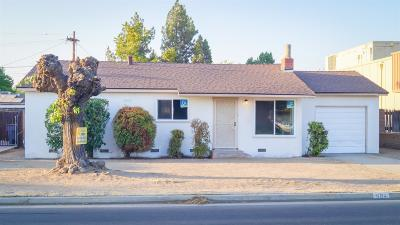Clovis Single Family Home For Sale: 505 Shaw Avenue