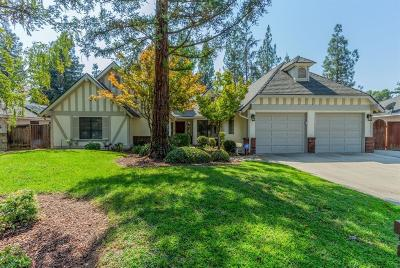 Fresno Single Family Home For Sale: 863 E Woodhaven
