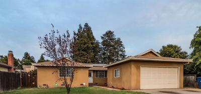 Clovis Single Family Home For Sale: 2889 Fine Avenue