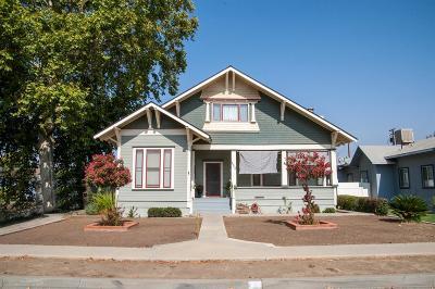 Coalinga Single Family Home For Sale: 153 E Cedar Avenue