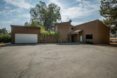 Clovis Single Family Home For Sale: 22018 Frontier Road