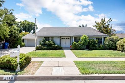 Single Family Home For Sale: 3175 E Menlo Avenue