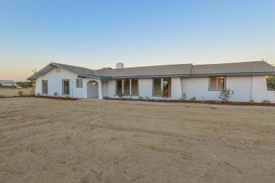Fresno Single Family Home For Sale: 7580 S Maple Avenue