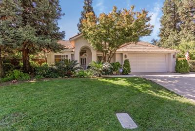 Fresno Single Family Home For Sale: 277 E Lindbrook Lane