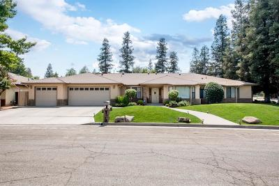 Single Family Home For Sale: 3599 W Menlo Avenue