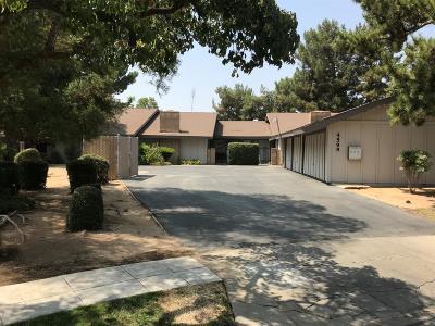 Clovis, Fresno, Sanger Multi Family Home For Sale: 4599 N Emerson Avenue