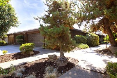 Clovis, Fresno, Sanger Multi Family Home For Sale: 1441 W Norwich Avenue