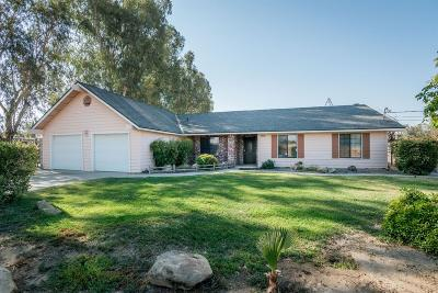 Madera Single Family Home For Sale: 36252 Verde Avenue