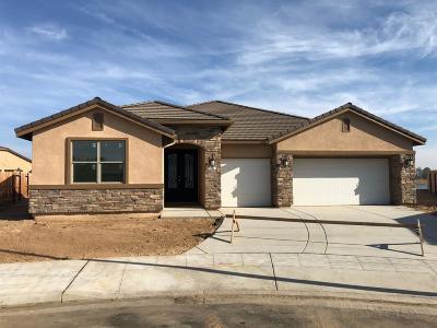 Single Family Home For Sale: 836 S Laverne Avenue