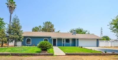 Madera Single Family Home For Sale: 25563 Whitworth Drive N