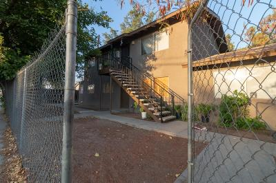 Fresno Multi Family Home For Sale: 3651 E Turner Avenue