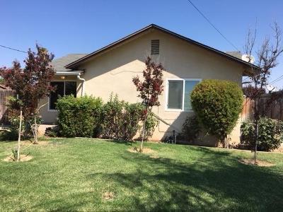 Clovis, Fresno, Sanger Multi Family Home For Sale: 1271 E Jefferson Avenue