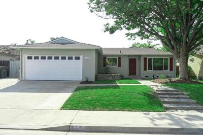 Clovis Single Family Home For Sale: 2274 Fordham Avenue