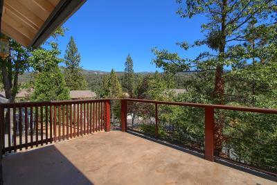 Bass Lake Single Family Home For Sale: 40576 Saddleback Road