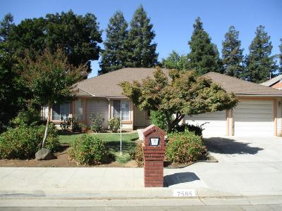 Fresno County Single Family Home For Sale: 7585 N Wolters Avenue
