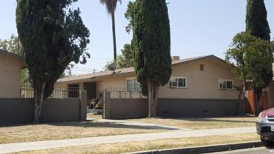 Clovis, Fresno, Sanger Multi Family Home For Sale: 3148 E Nevada Avenue