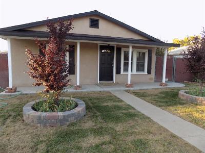 Clovis Single Family Home For Sale: 621 Lincoln Avenue