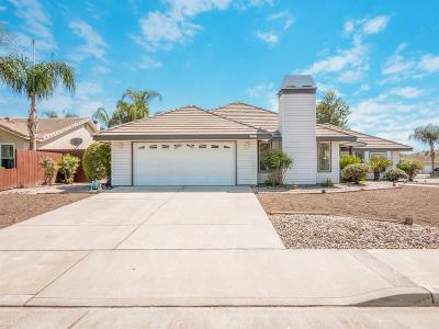 Hanford Single Family Home For Sale: 591 W Earl Way