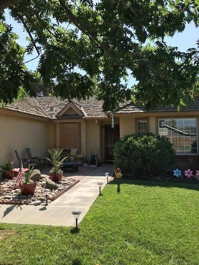 Hanford Single Family Home For Sale: 2192 Cottonwood Court