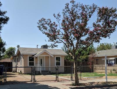Fresno Single Family Home For Sale: 4112 E McKenzie Avenue