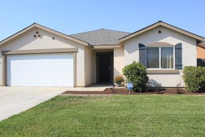 Dinuba Single Family Home For Sale: 1519 El Paso Avenue