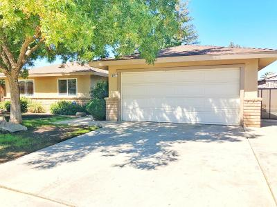Fresno Single Family Home For Sale: 6041 N Marty Avenue