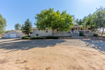 Clovis Single Family Home For Sale: 9432 N Fowler Avenue