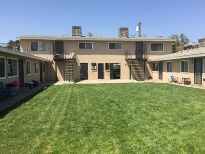 Fresno Multi Family Home For Sale: 335 N Valeria Street