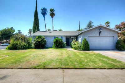 Clovis Single Family Home For Sale: 2538 Sunnyside Avenue
