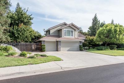 Clovis Single Family Home For Sale: 1799 Goshen Avenue