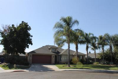 Kingsburg Single Family Home For Sale: 356 W Sunset Street