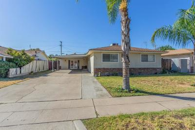 Fresno Single Family Home For Sale: 4754 E Ashcroft Avenue