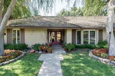 Fresno Single Family Home For Sale: 5323 N Briarwood Avenue