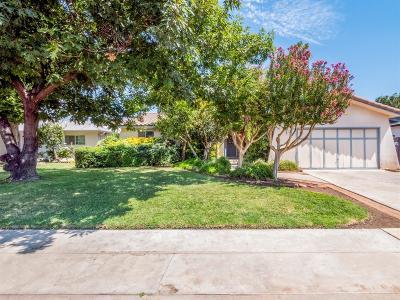 Clovis Single Family Home For Sale: 1223 Bundy Avenue