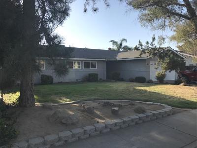 Clovis Single Family Home For Sale: 942 Purdue Avenue