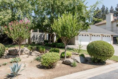 Fresno Single Family Home For Sale: 317 W Bluff Avenue