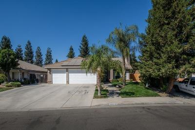Madera Single Family Home For Sale: 3013 Sultana Drive